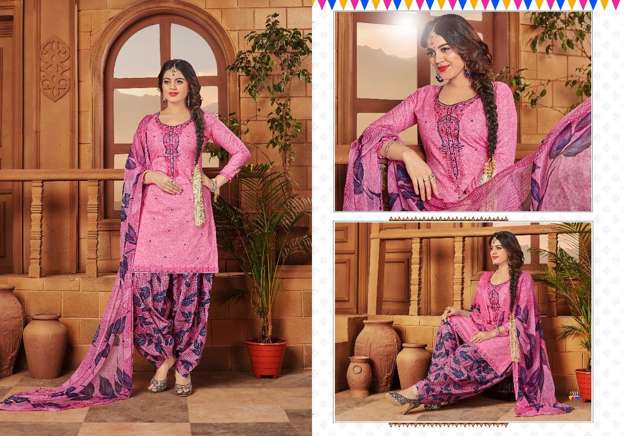 Chandra Fashion Patiyala The Swag 1003