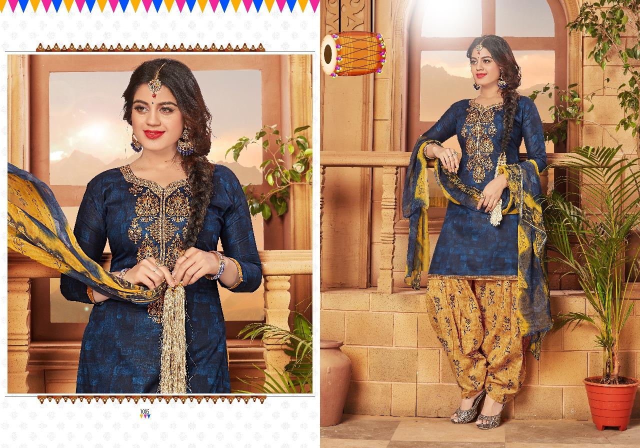 Chandra Fashion Patiyala The Swag 1005