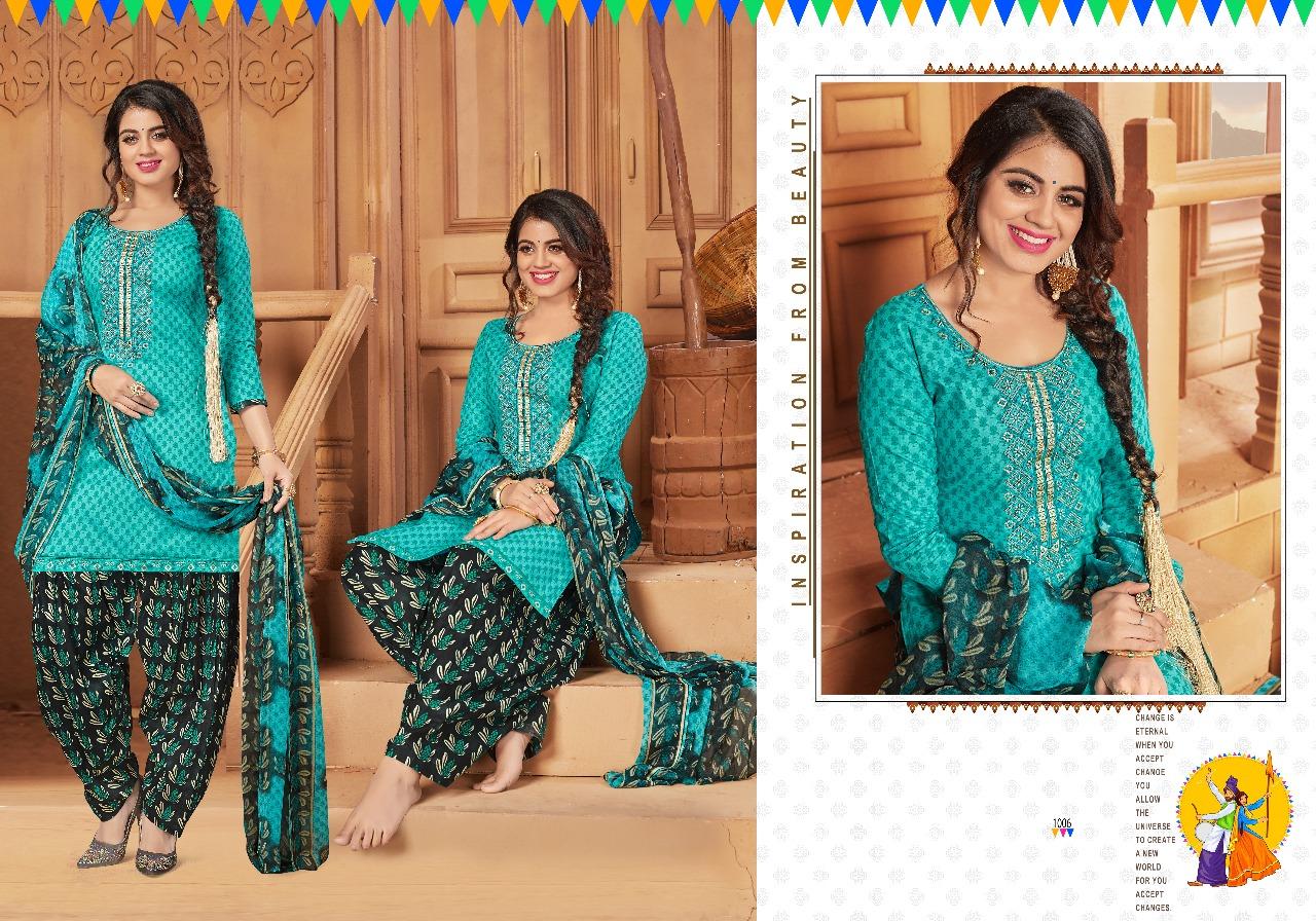 Chandra Fashion Patiyala The Swag 1006