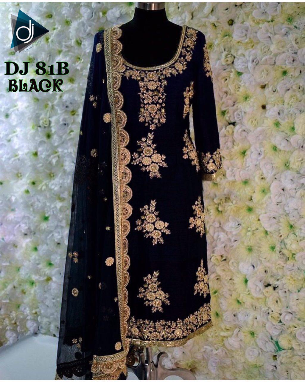 Deep Jyoti Creation DJ 81B Black