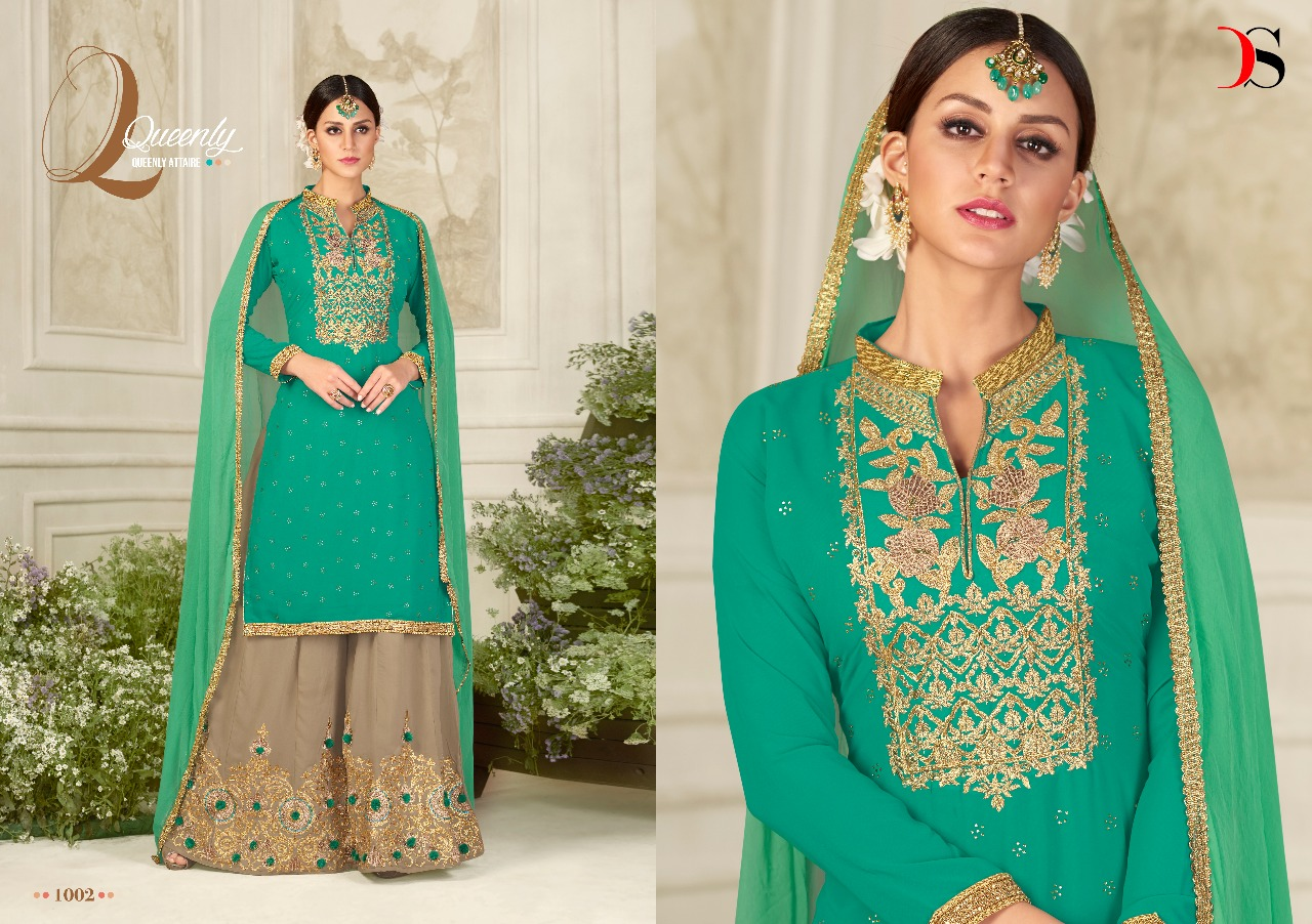 Deepsy Suits Ghoomar Bridal Collection 1002