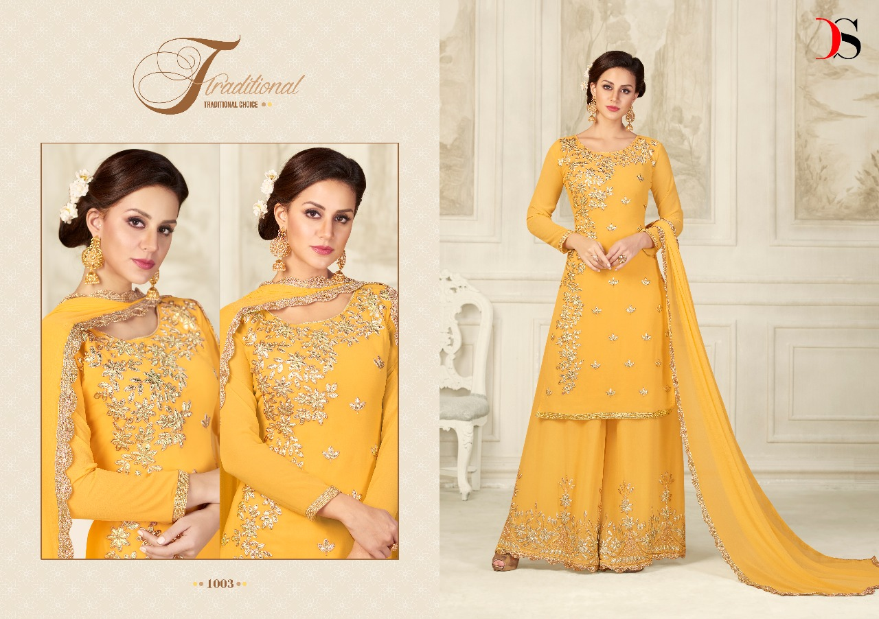 Deepsy Suits Ghoomar Bridal Collection 1003