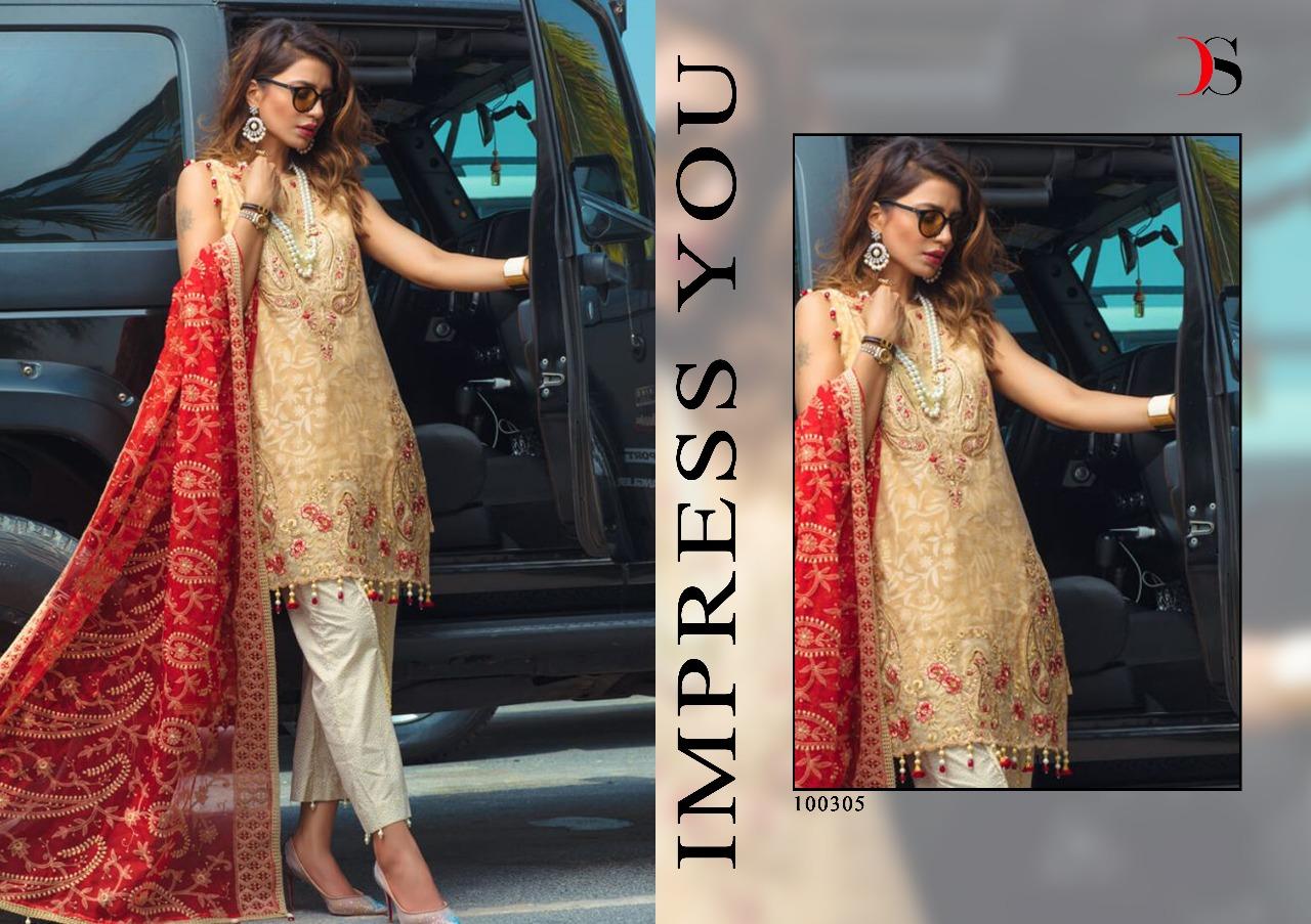 Deepsy Suits Rangrasiya Lawn 100305
