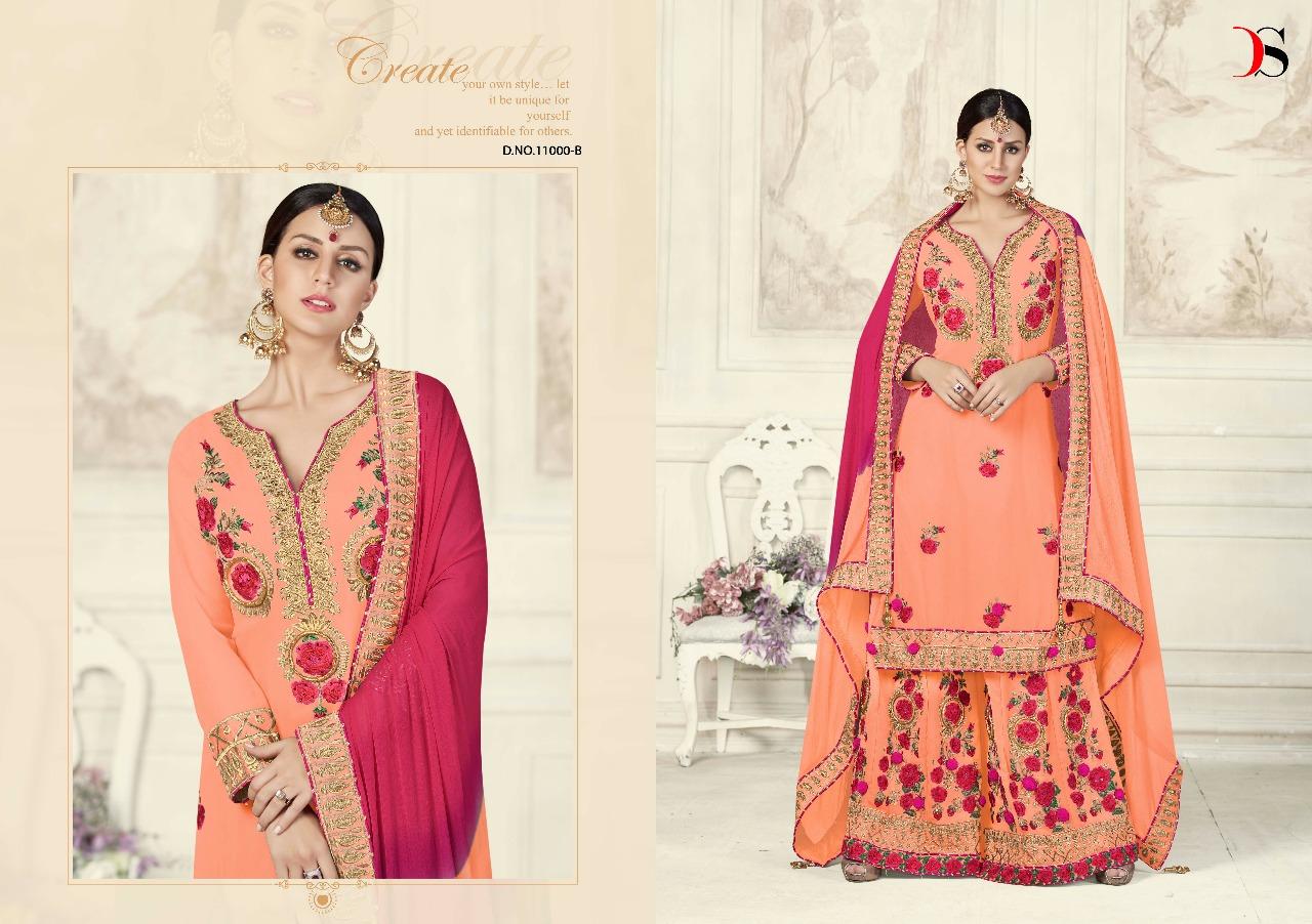 Deepsy Suits Dulhan Platinum Bridal Collection 11000B