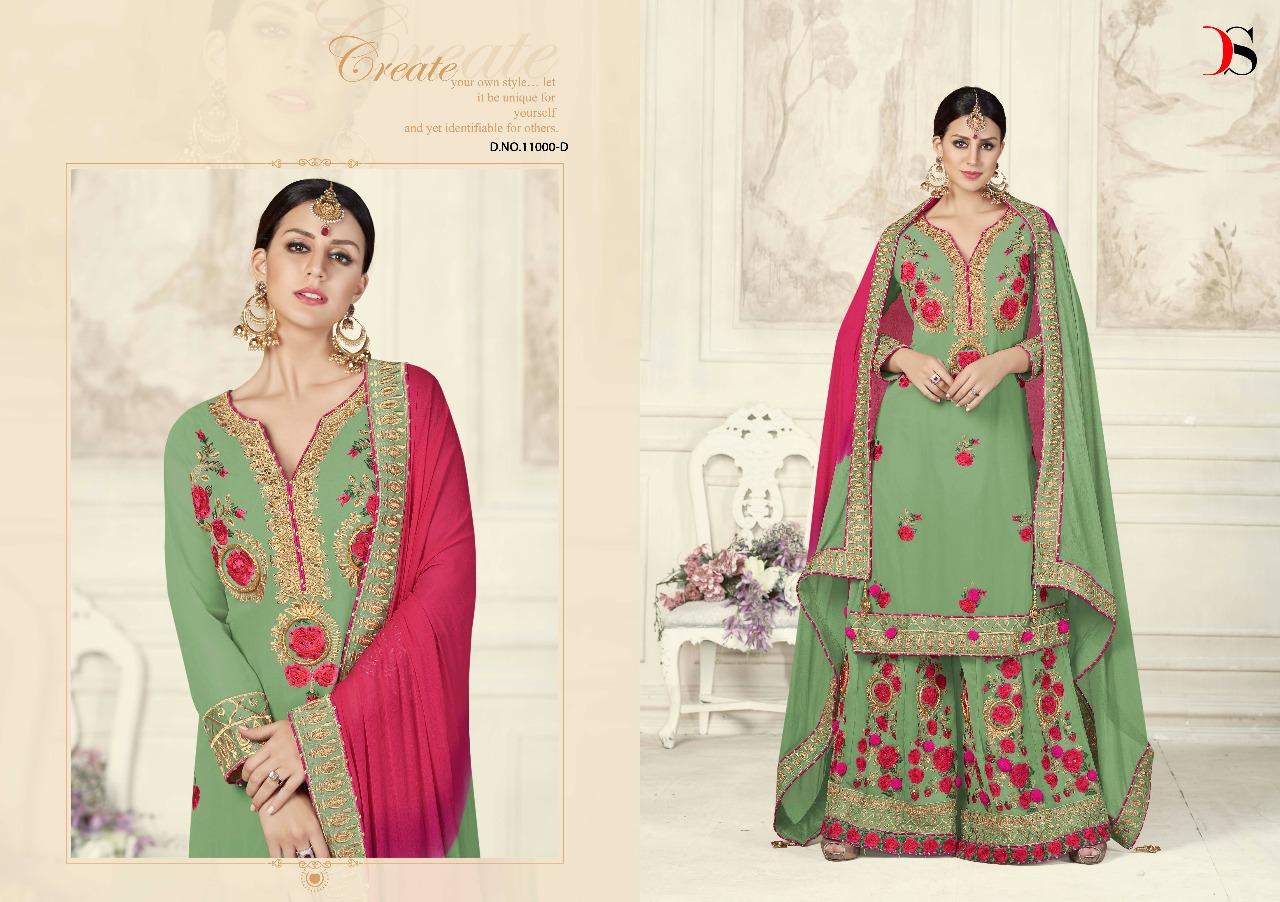 Deepsy Suits Dulhan Platinum Bridal Collection 11000D