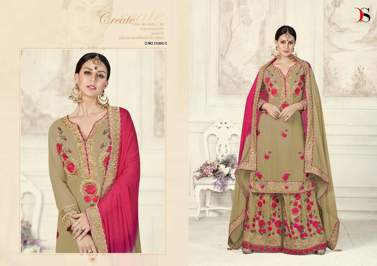 Deepsy Suits Dulhan Platinum Bridal Collection 11000E