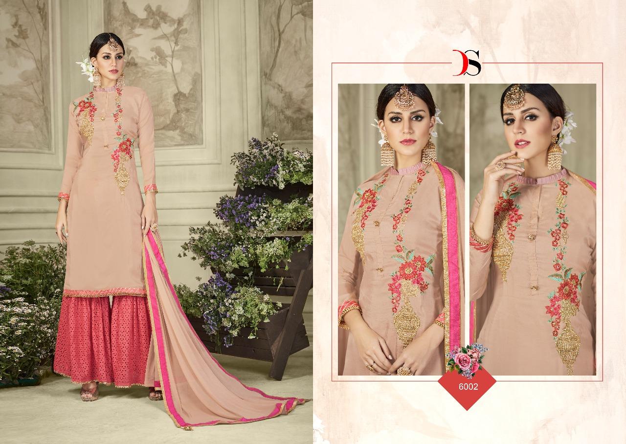 Deepsy Suits Vidai Bridal Collection 6002
