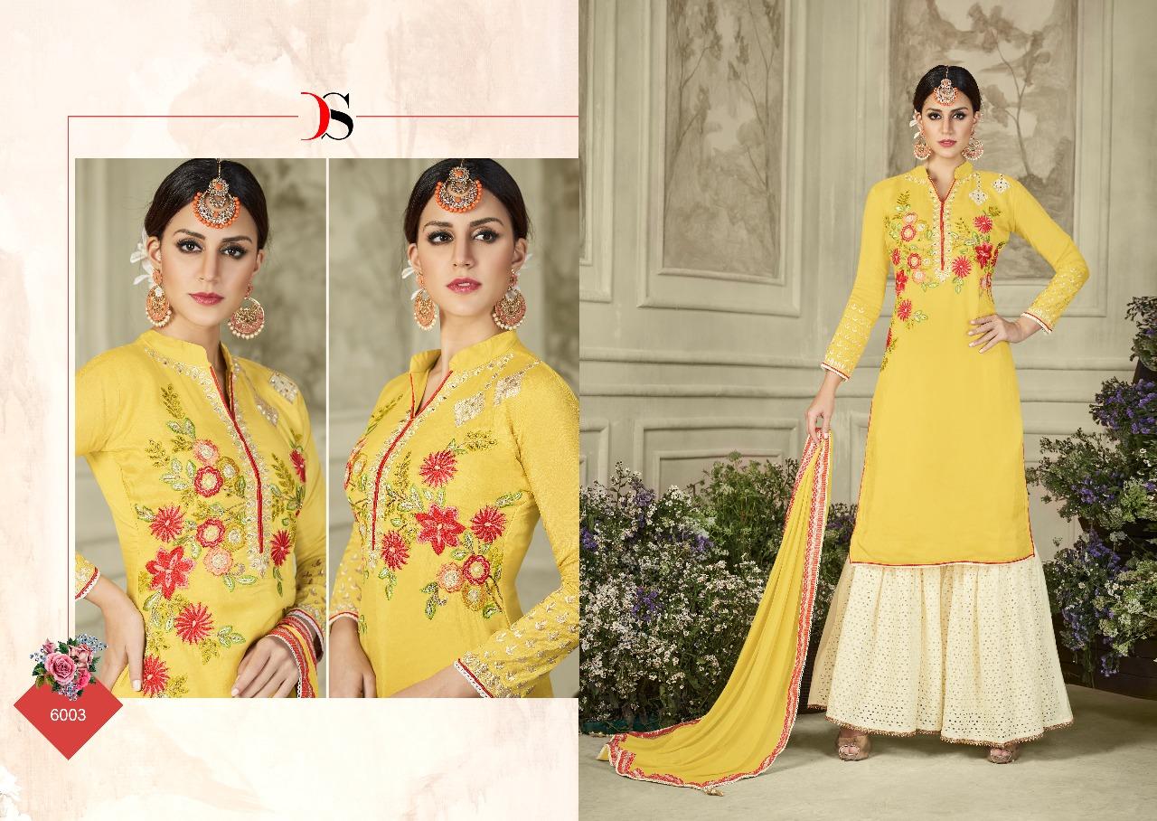 Deepsy Suits Vidai Bridal Collection 6003