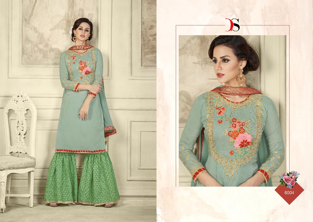 Deepsy Suits Vidai Bridal Collection 6004