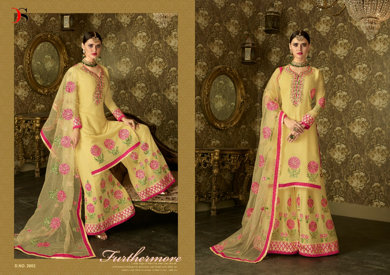 Deepsy Suits Dulhan Bridal Collection 2002