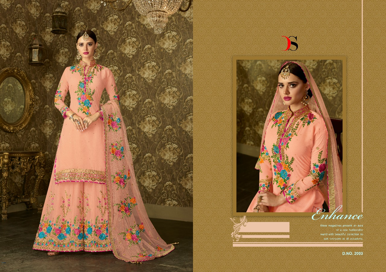 Deepsy Suits Dulhan Bridal Collection 2003