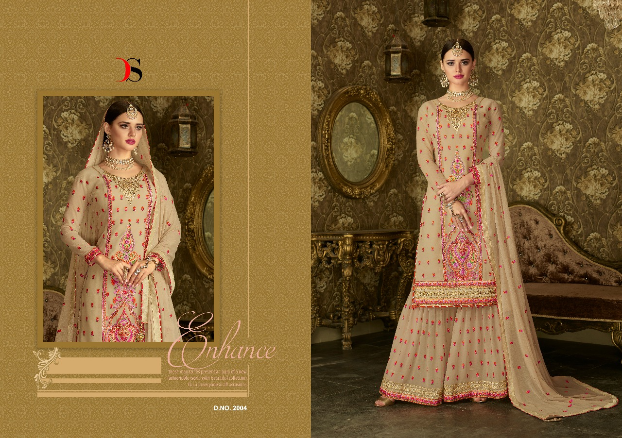 Deepsy Suits Dulhan Bridal Collection 2004