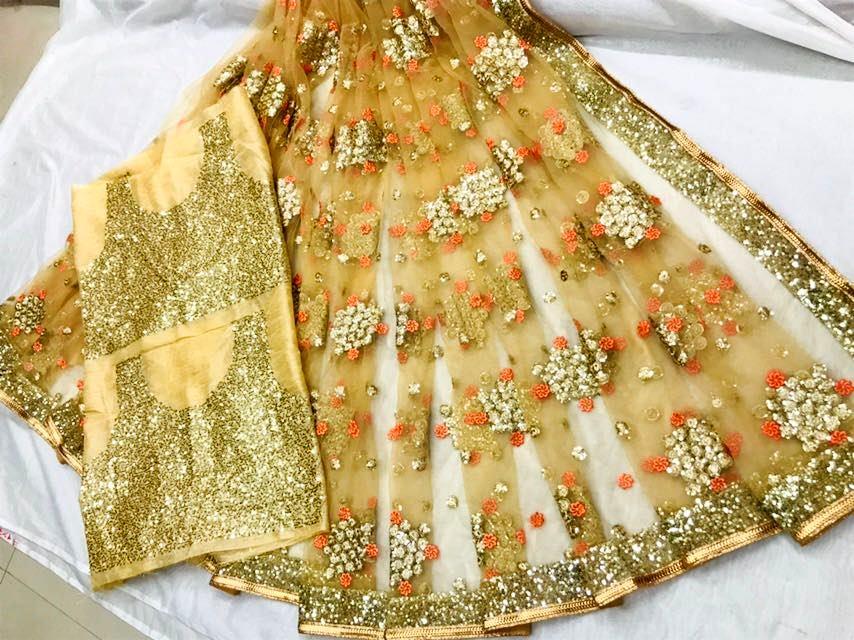 Designer Party Wear Saree DS 2