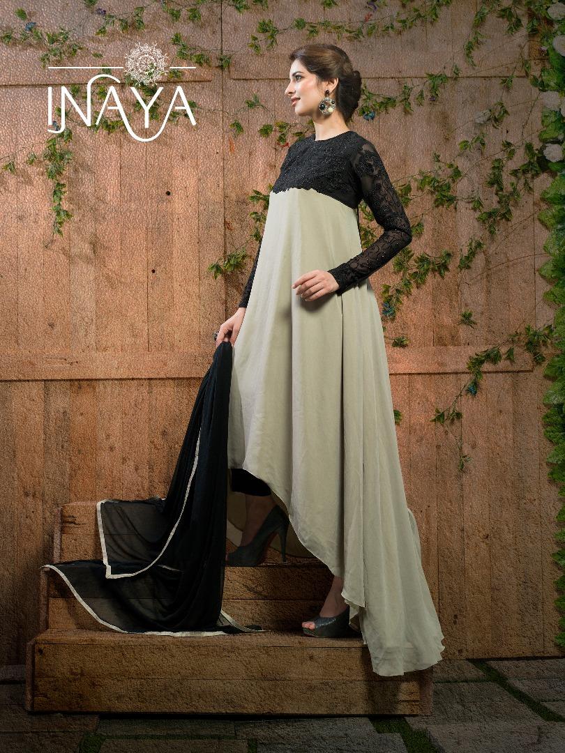 Inaya By Studio Libas Designer Suit A