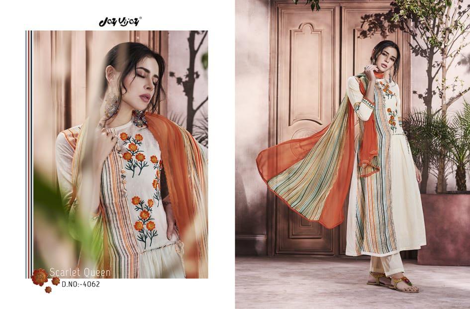 Jay Vijay Prints Adaa 4062