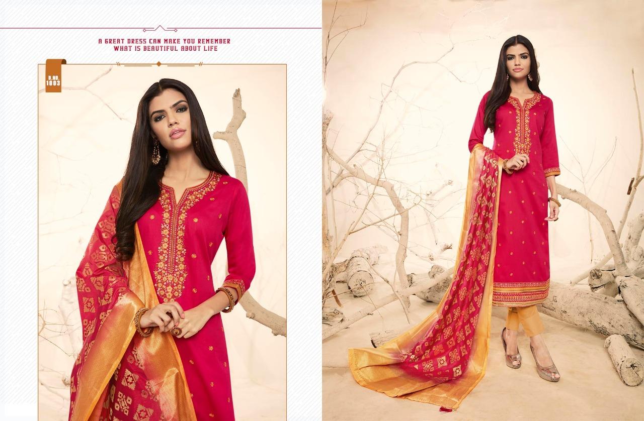 Kessi Fabrics Asopalav 1003