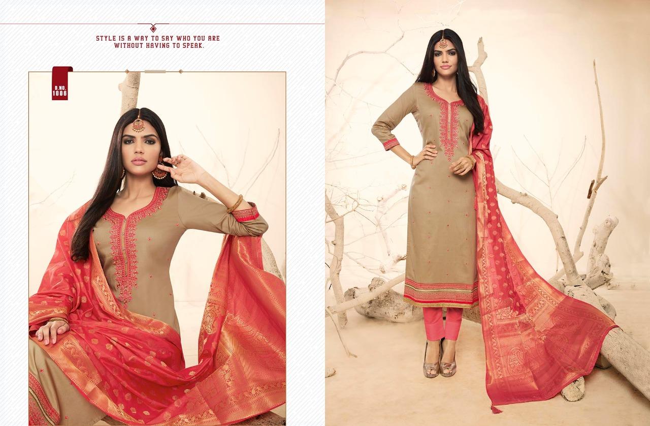 Kessi Fabrics Asopalav 1006