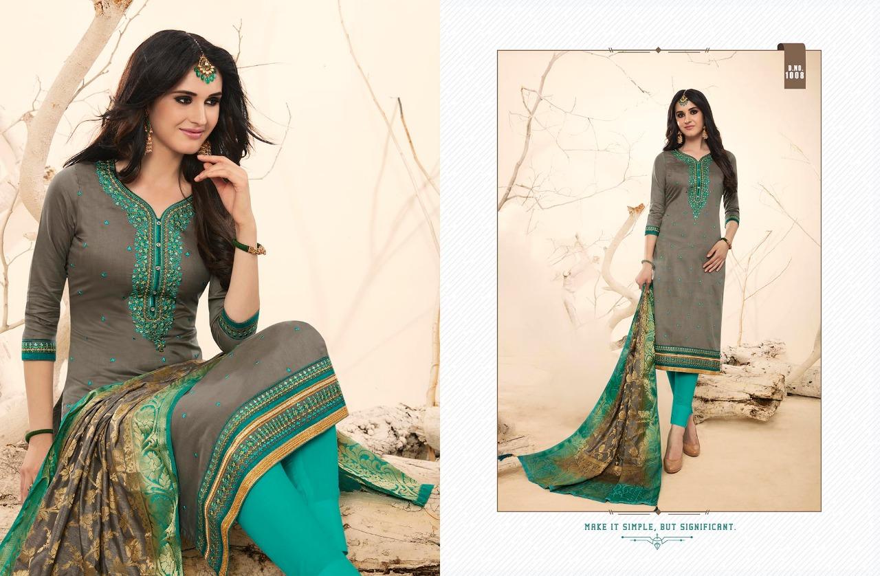 Kessi Fabrics Asopalav 1008