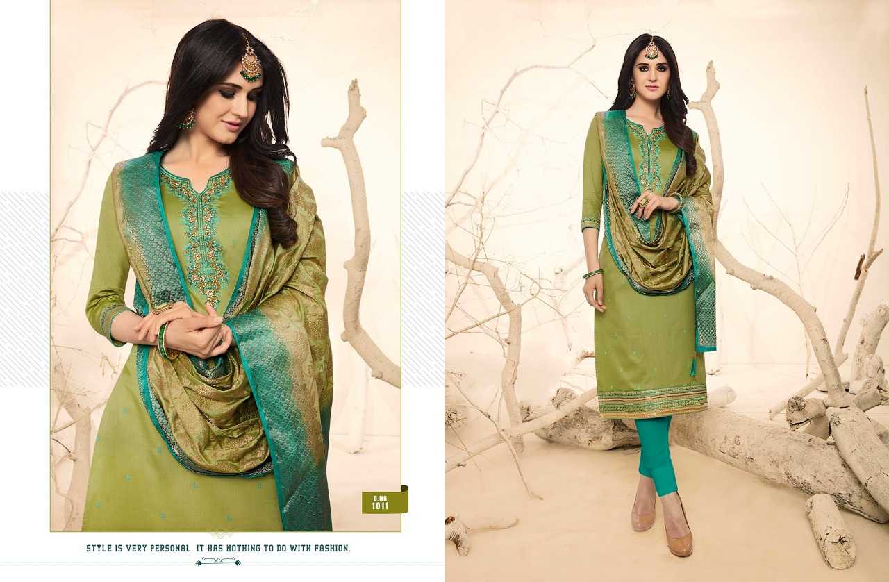 Kessi Fabrics Asopalav 1011