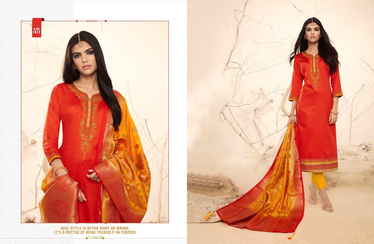 Kessi Fabrics Asopalav 1012
