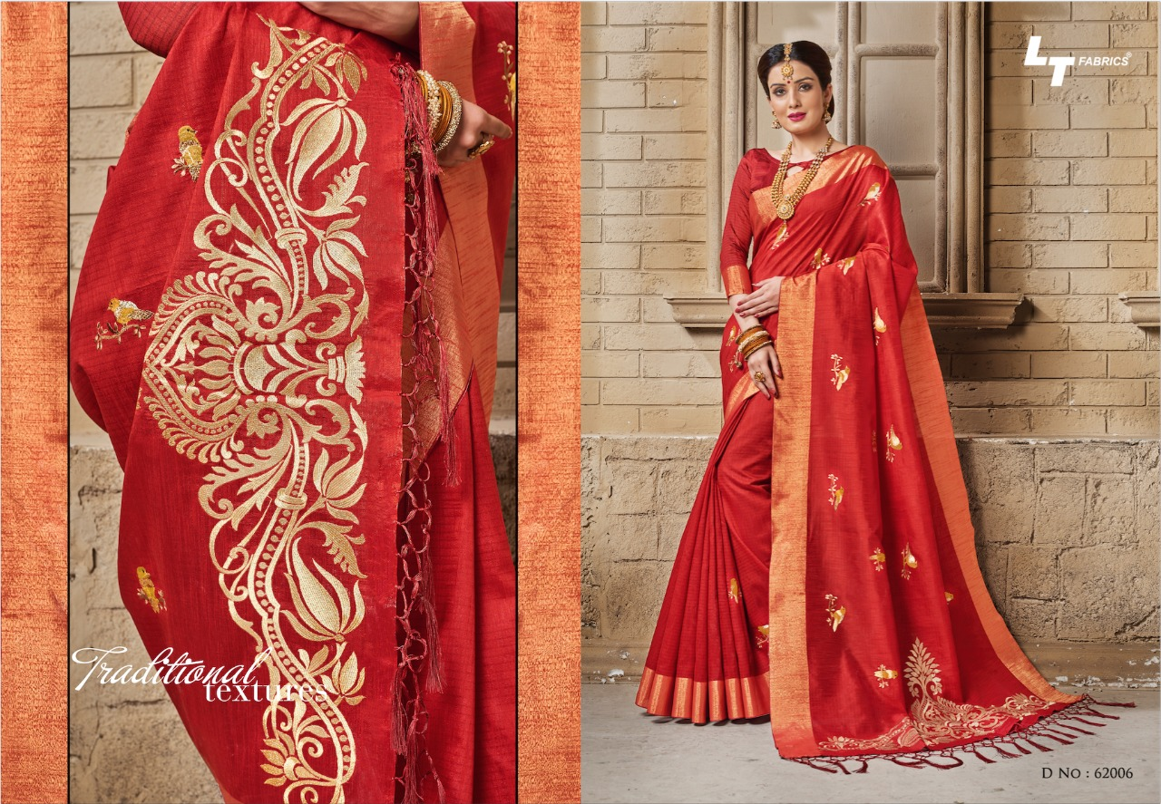 LT Fabrics Indian Exotica 62006