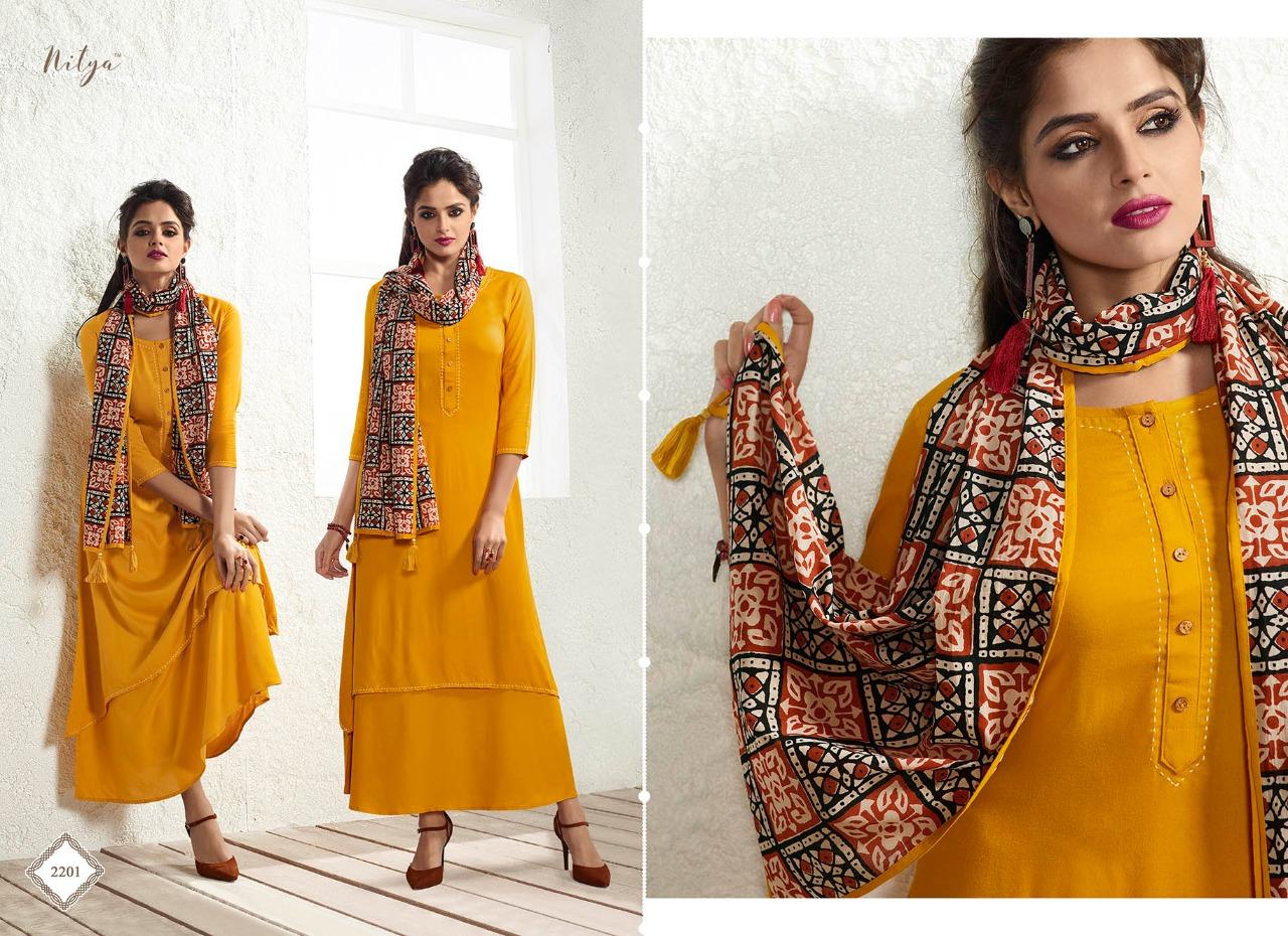 LT Fabrics Nitya NX 2201