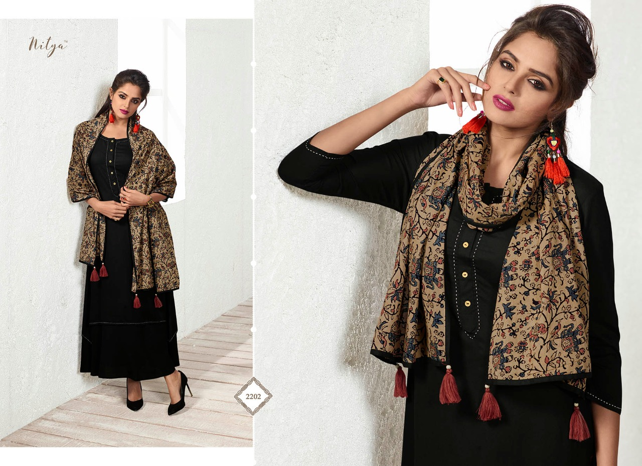 LT Fabrics Nitya NX 2202