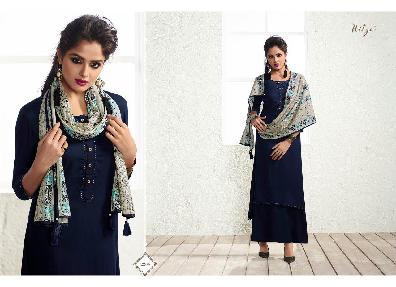 LT Fabrics Nitya NX 2204