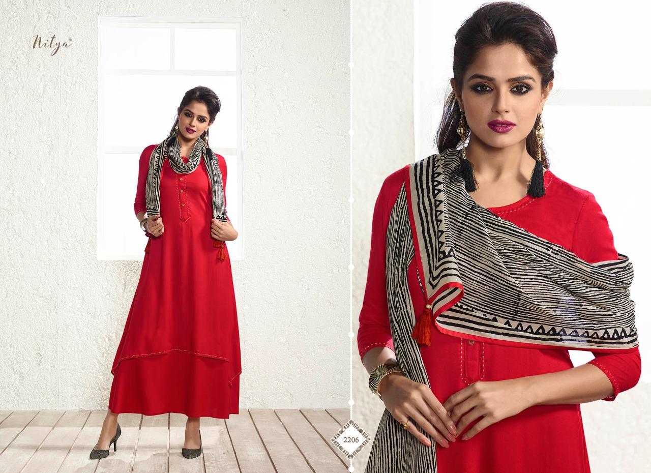 LT Fabrics Nitya NX 2206