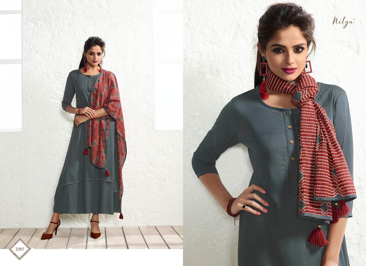 LT Fabrics Nitya NX 2207