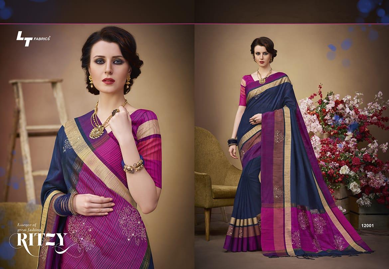 LT Fabrics Sangini 12001