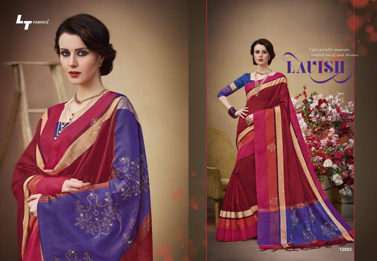 LT Fabrics Sangini 12002