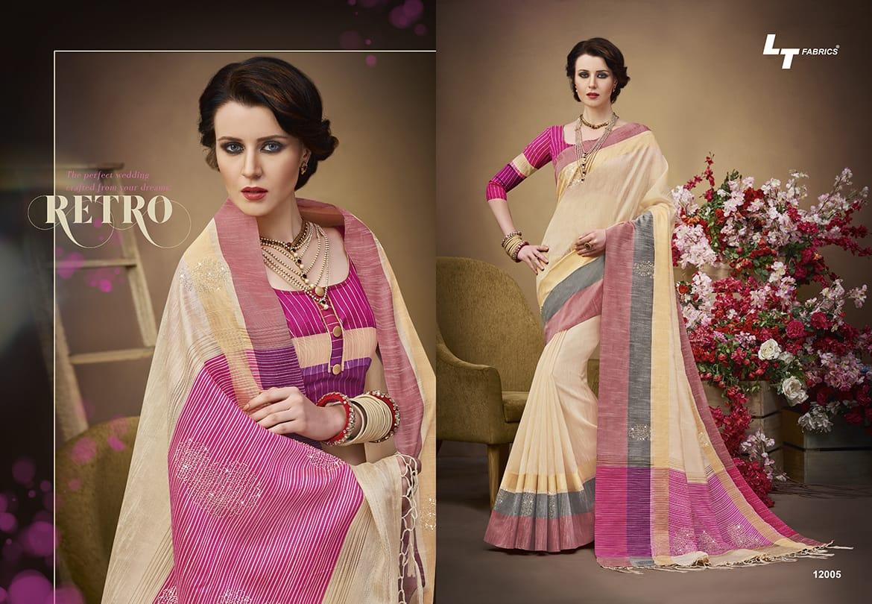 LT Fabrics Sangini 12005