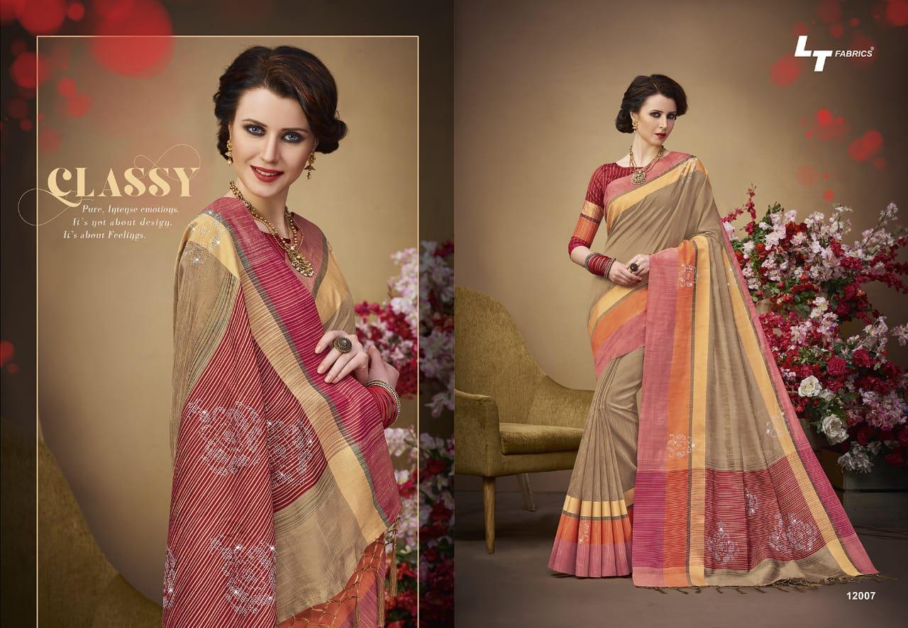 LT Fabrics Sangini 12007