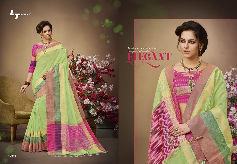 LT Fabrics Sangini 12010