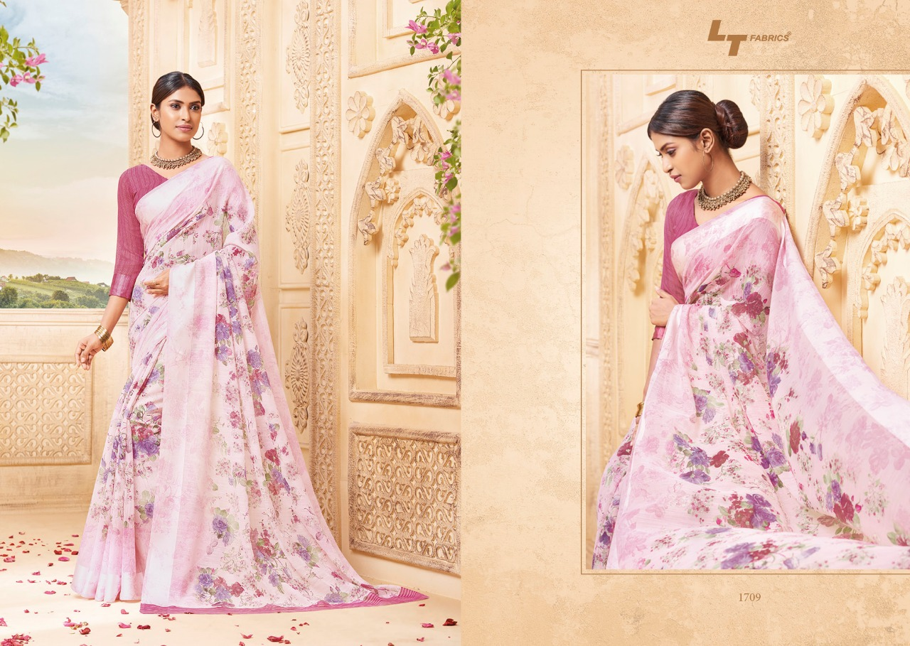 LT Fabrics Vrinda 1709