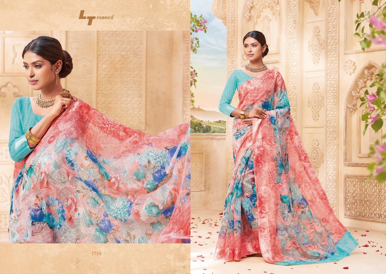 LT Fabrics Vrinda 1710