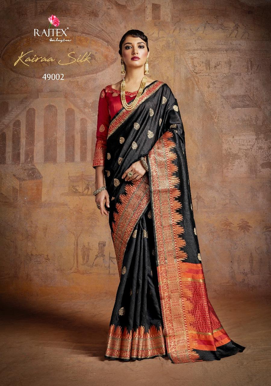 Rajtex Saree Kairra Silk 49002