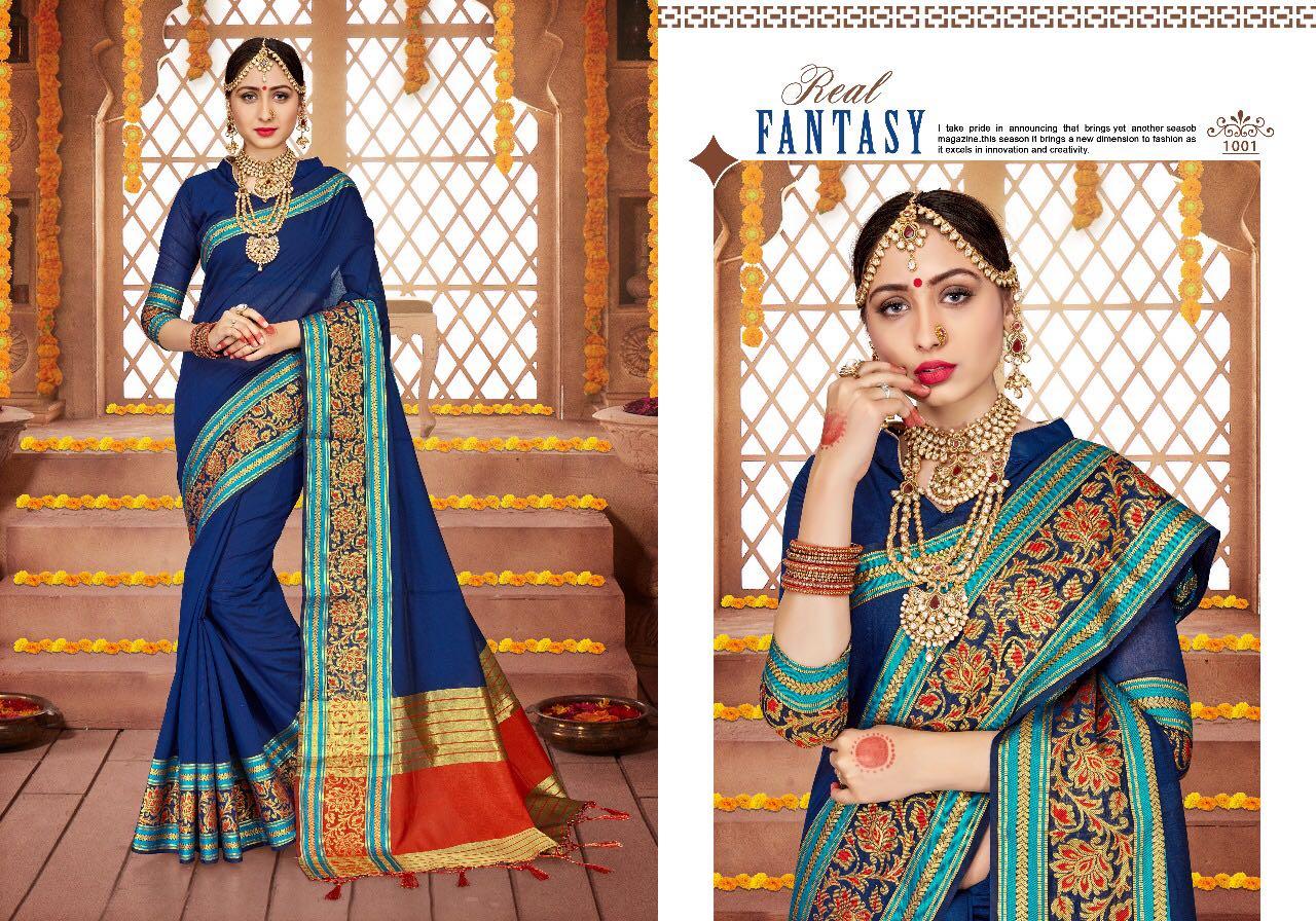Shakti Kanchi Silk 1001
