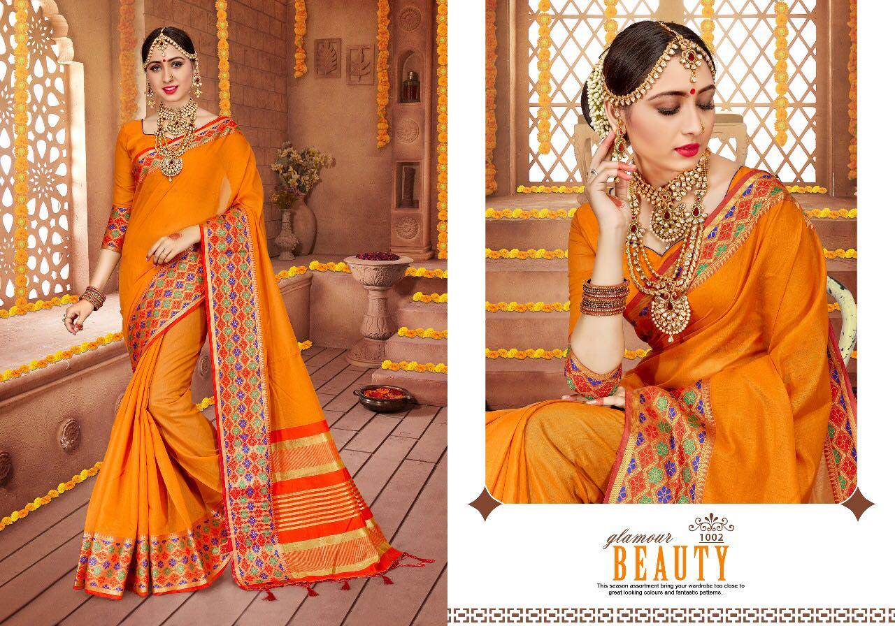 Shakti Kanchi Silk 1002