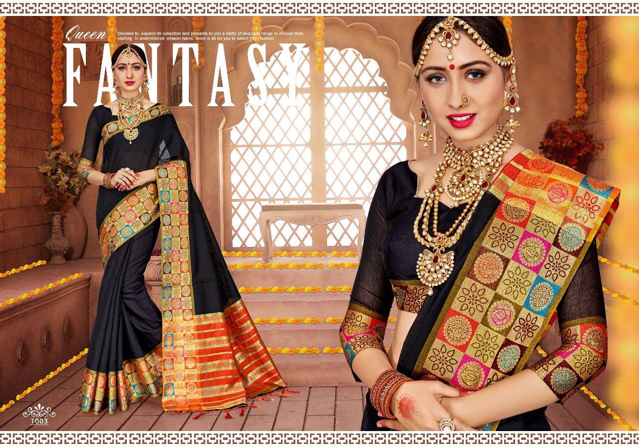 Shakti Kanchi Silk 1003