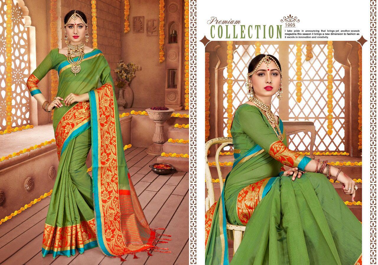 Shakti Kanchi Silk 1005