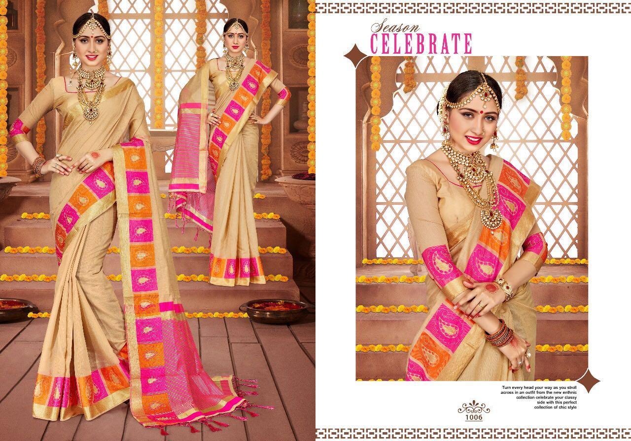 Shakti Kanchi Silk 1006