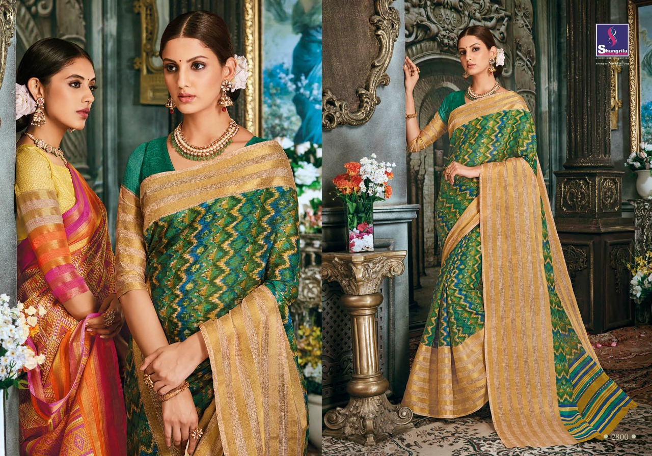 Shangrilla Vanya Silk 2800