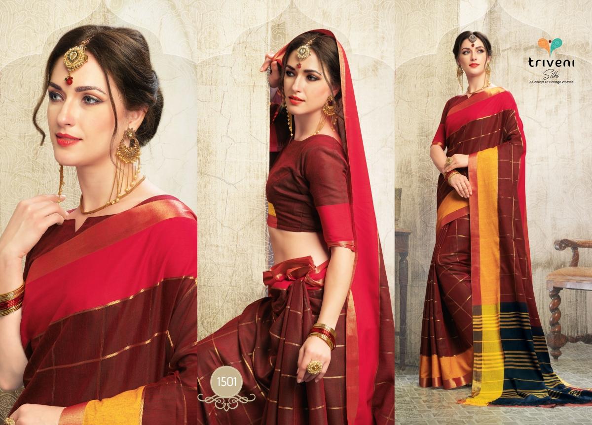 Triveni Saree Astha 1501