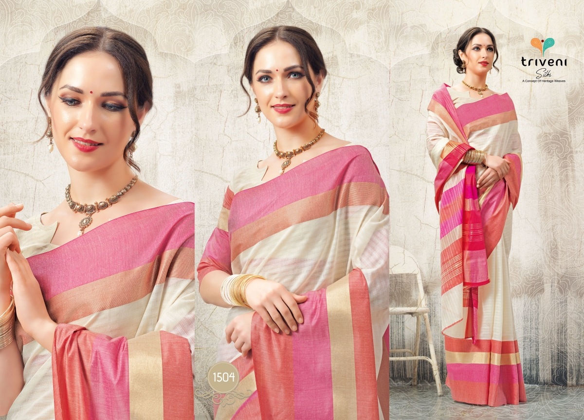 Triveni Saree Astha 1504