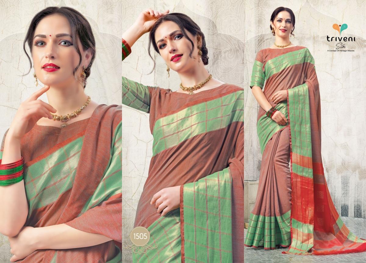 Triveni Saree Astha 1505