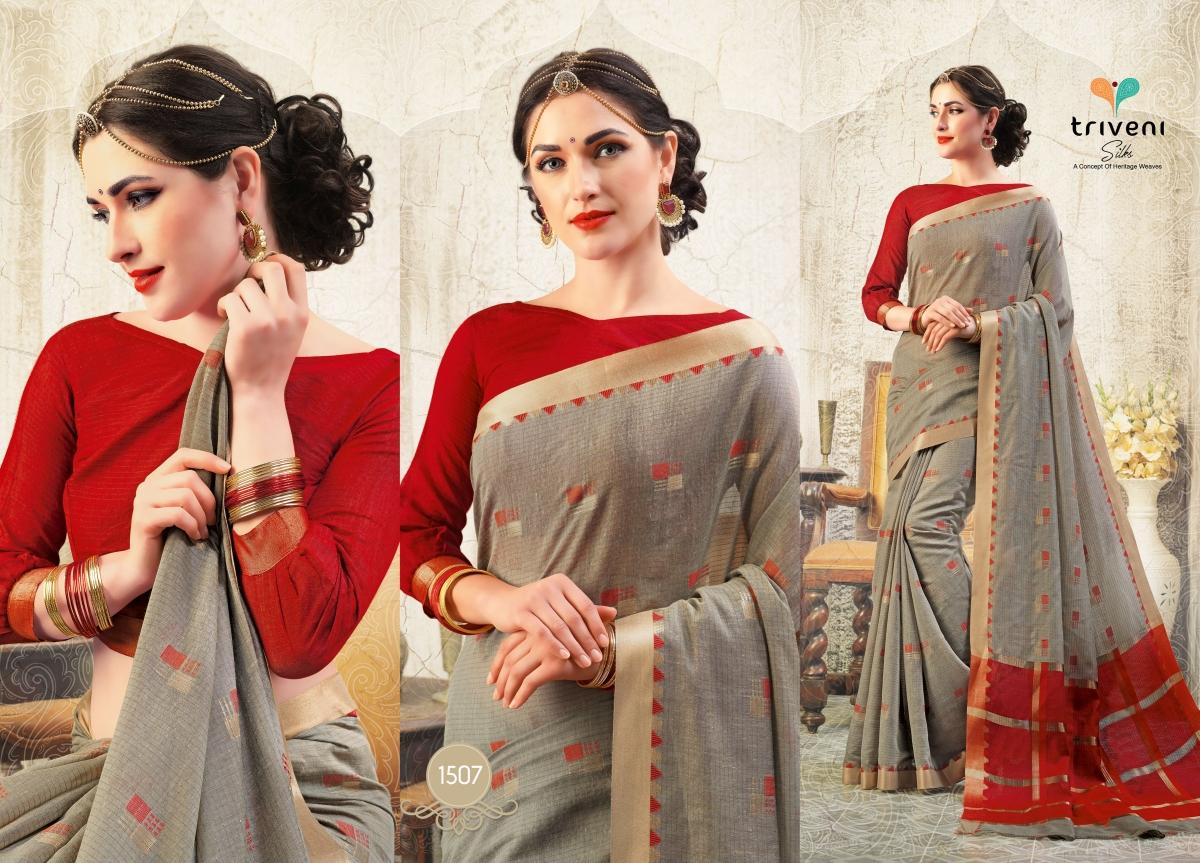 Triveni Saree Astha 1507