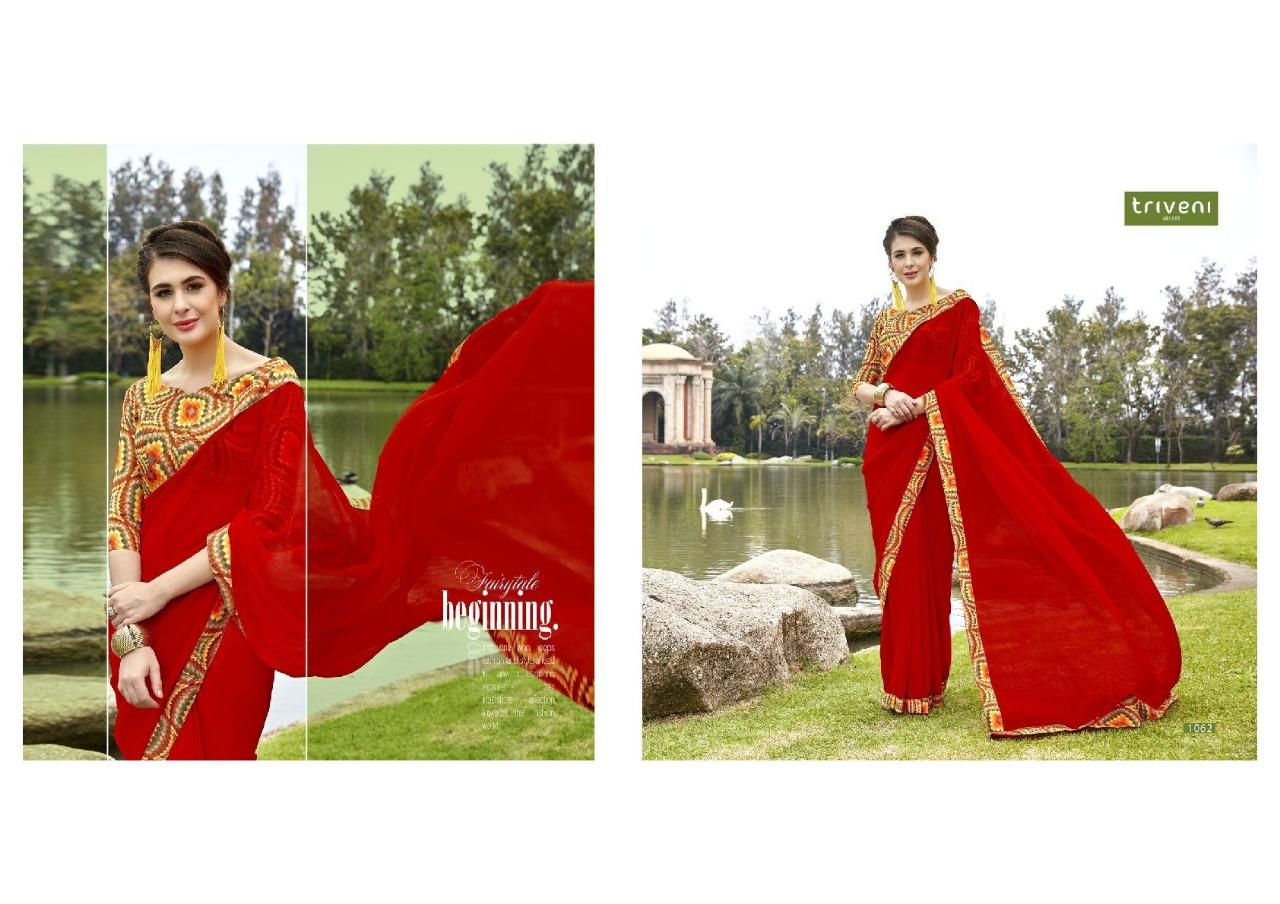 Triveni Saree Shayna 1062