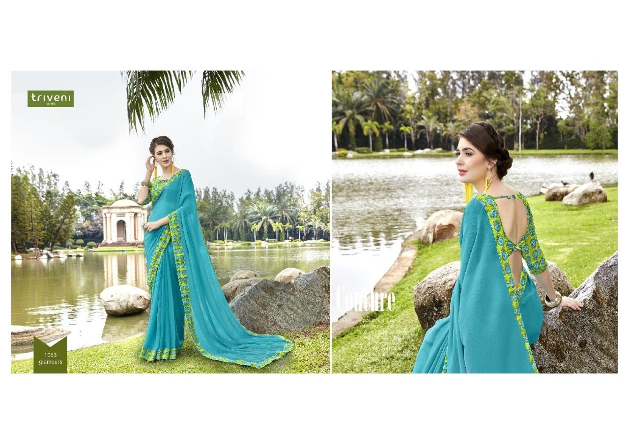 Triveni Saree Shayna 1063
